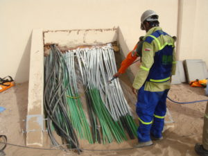 Cable UV and Fire Protection Coating