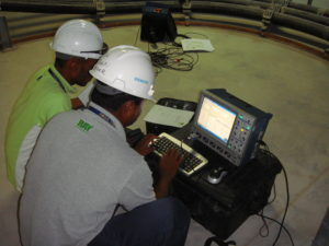 Partial discharge testing for Cable Terminations