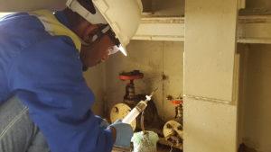 Power Transformer Oil Sampling