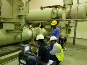 Testing of Gas Insulated Switchgear