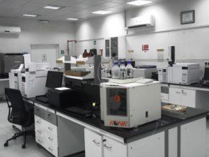 Transformer oil test Lab